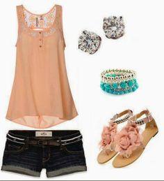 Ladies Outfit Set Ideas...