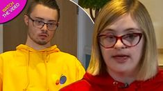 This Morning fans emotional after couple with Down's syndrome reunite after months apart in lockdown - Mirror Online Happy Together, Together Forever, Olivia Mum, Got Married, Getting Married, Transgender Man, Positive Stories, Holly Willoughby, Self Image