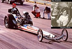 tennessee bo weevil funny car | Preston Davis driving the Bo-Weevil Top Fuel Dragster
