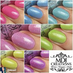 #MDJcreations #Swatches by #GOTNAIL  #indieswatch  #polishswatch#indiepolish #indienailpolish#polish#nailpolish #Polishaholics #Newpolishcollection  #newpolish