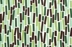 Geo Pattern in Green {My Spare Time: Slippery Slope}