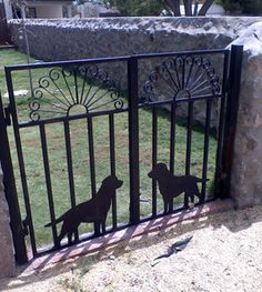 Gates and Home Decoration