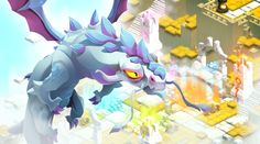 Vol au-dessus d'un nid de dragons - Mises à jour - WAKFU, le MMORPG stratégique, politique et écologique.