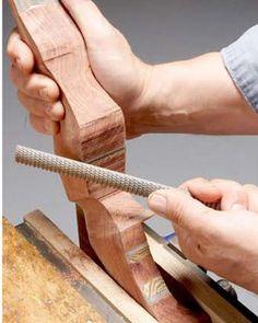 AW Extra - Build a Recurve Bow - Popular Woodworking Magazine Archery Gear, Archery Bows, Archery Targets, Archery Hunting, Hunting Bows, Archery Equipment, Deer Hunting, Popular Woodworking, Woodworking Plans