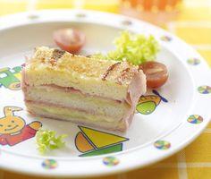 Cocina Nestle | Pastel De Pan Jamon Y Queso En Nestle Cocina Recetas