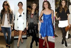 THE OLIVIA PALERMO LOOKBOOK: Looking back on Olivia Palermo Style: 2007 (part 3 of 3)