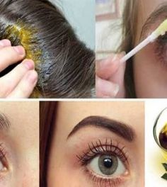 With This Oil Your Hair, Eyelashes And Eyebrows Grows Rapidly! - Today News Online One Week Diet Plan, Small Pimples, How To Grow Eyebrows, Lose 15 Pounds, Fast Hairstyles, Eyelash Growth, Blackhead Remover, Tips Belleza, Shiny Hair