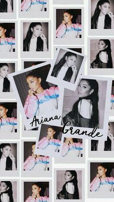 The beautiful Ariana Ariana Grande Fotos, Ariana Grande Wallpapers, Ariana Grande Photoshoot, Ariana Grande Cute, Ariana Grande Pictures, Cimorelli, Ariana Grande Background, Adriana Grande, Photo Star