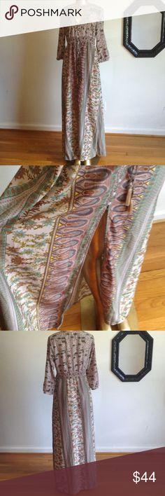 🌹BOHO CAPE DRESS🌹 🌹BEAUTIFUL BOHO CAPE DRESS🌹 Dresses Maxi