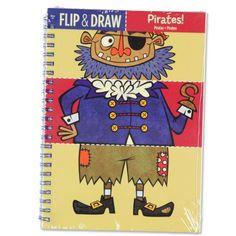 Mudpuppy flip&draw kleurboek