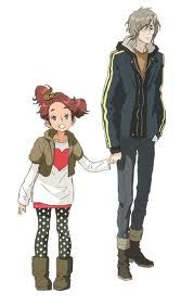 Young Clover and Snake are so adorable! =3