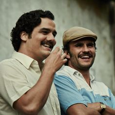"11.2k Likes, 721 Comments - Narcos (@narcos) on Instagram: ""Do what you love, love what you do. #Narcos #BFF"""