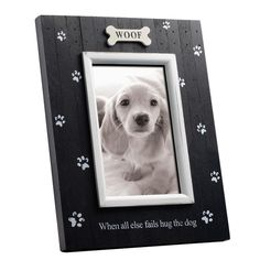Found it at Joss & Main - Dog Wall Picture Frame