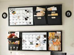 Just cool for me - wall organizer design!