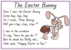 Top 10 Easter Inspirational Poems   Funny Easter Poems For Kids ...