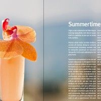 InDesign Tutorial:  Have you ever wondered how professional designers strike the perfect balance between text and image? Using InDesign's powerful type tools, you will learn techniques to help you set and arrange a magazine layout.