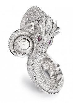 Piaget Year of the dragon Diamond wrist  watch