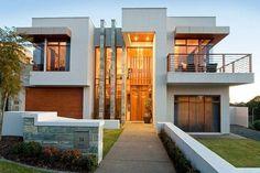 Diseño y planos de casas de dos pisos con ideas para construcción | Construye Hogar: