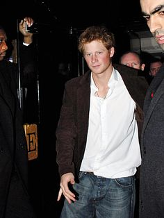 Prince Harry is the hot one...hands down.