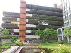 Green walls on parkingdeck - uploaded by @dakwaarde - roofvalue - roofvalue - roofvalue from www.weverling.nl