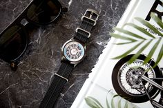 9a97b4bb94a Monaco Nights and Vintage Formula 1 Inspired This Todd Snyder x Timex Watch