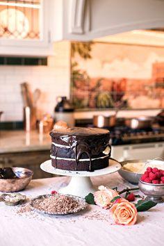 You say yum, we say Chocolate Layer Cake, you say nom nom nom, we say… well we still say Chocolate Layer Cake.
