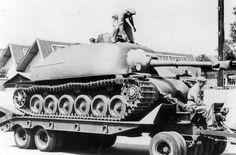 Nahkampfkanone II Gustav | Panzer...perhaps a late prototype
