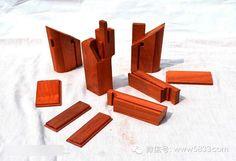 33种传统家具的榫卯结构模型 红木家具行业的木工快来膜拜 - 铁力滕 - 微查乐