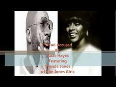 Isaac Hayes 'I Stand Accused 88' F. Brenda Jones of The Jones Girls (+pl...