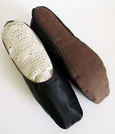 My Ugly Step Sister Shoes: Making 1850s Shoes for Not-So-Petite Modern Feet