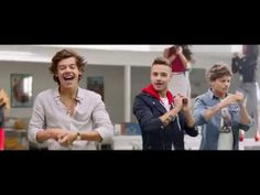 "One Direction's Best Music Video of All Time: ""Best Song Ever"" LOVE IT!!! <3"