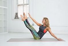 Grab a mat for these muscle-building exercises from Next Fitness Star finalist Andrea Speir.