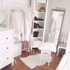 Girly Bedroom Decorating Ideas | Bedrooms, Small space decorating ...