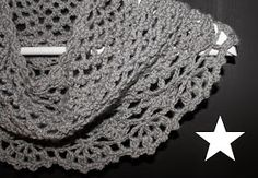 Hello ladies, this loop with lace trim, I have made the same in 2 colors. A really nice neck warmer, the same . Crochet Loop, Love Crochet, Crochet Baby, Hello Ladies, Loop Scarf, Creating A Blog, Neck Warmer, Baby Accessories, Baby Knitting