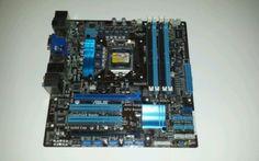 computer-parts: ASUS P8Z68-M PRO Intel Z68 Motherboard LGA 1155 DDR3 #Computer - ASUS P8Z68-M PRO Intel Z68 Motherboard LGA 1155 DDR3...