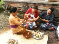 Balinese culture otonan