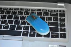Mydło glicerynowe Myszka Glycerine Soap  Computer Mouse  handmade Funny Gadget