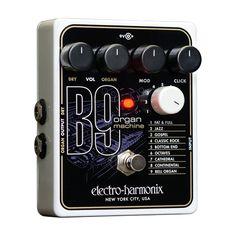 Electro-harmonix B9 Organ Machine with Power Adapter