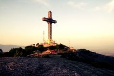 Millennium Cross, Skopje, Macedonia