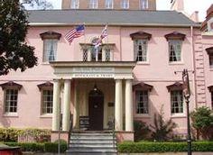 The Olde Pink House, Savannah, GA