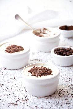 Crème dessert onctueuse au café – Maman Pâtisse