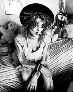 Nina Hagen: begin jaren '80