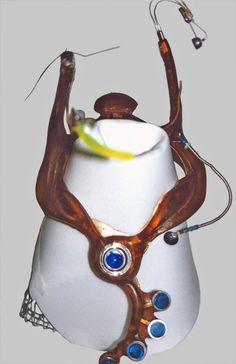 1993 Predecessor to Google Glass is Goopy, Reptilian | Smithsonian Cooper-Hewitt, National Design Museum in New York