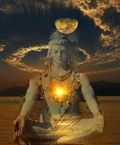 Shiva- The Supreme Lord of Yoga. The great lord of yoga, Adi Yogi (Shiva) as the supreme reality to awaken his power within us . Hindu Shiva, Shiva Shakti, Hindu Deities, Hindu Art, Lord Shiva Pics, Lord Shiva Hd Images, Lord Shiva Family, Shiva Angry, C G Jung