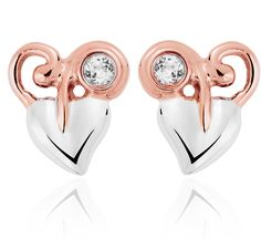 Clogau Earrings Tree of Life Stud Silver | C W Sellors Fine Jewellery and Luxury Watches