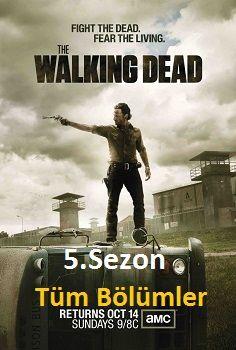 The Walking Dead - 5. Sezon - Tüm Bölümler - HDTV XviD