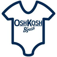 Бодик OshKosh - БОДИК # Одежда для малышей из США в Украине.