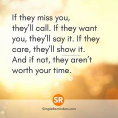 Spend your time with the ones that care and understand you. Get rid of the negative people in your life.