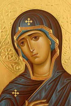Our all-holy, all-blessed and all-glorious Lady, the Theotokos and Ever-Virgin Mary.