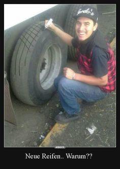 Neue Reifen.. Warum??